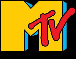 MTV Music Television Logo Vector - Mtv Logo Vector PNG
