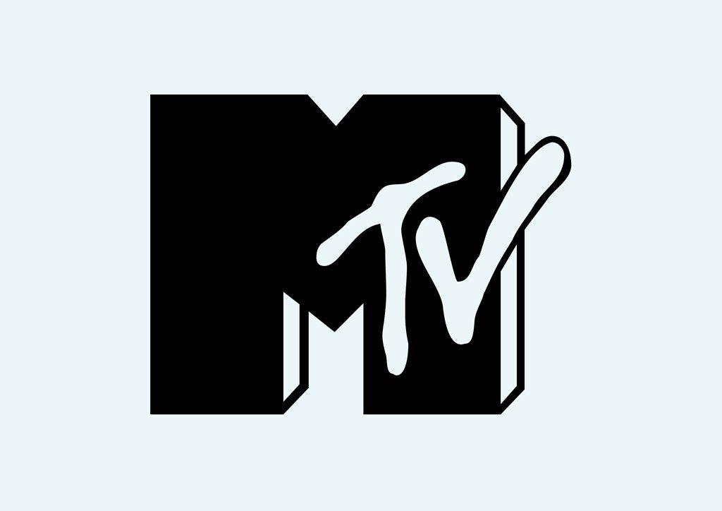 MTV Vector Logo - Mtv Logo Vector PNG