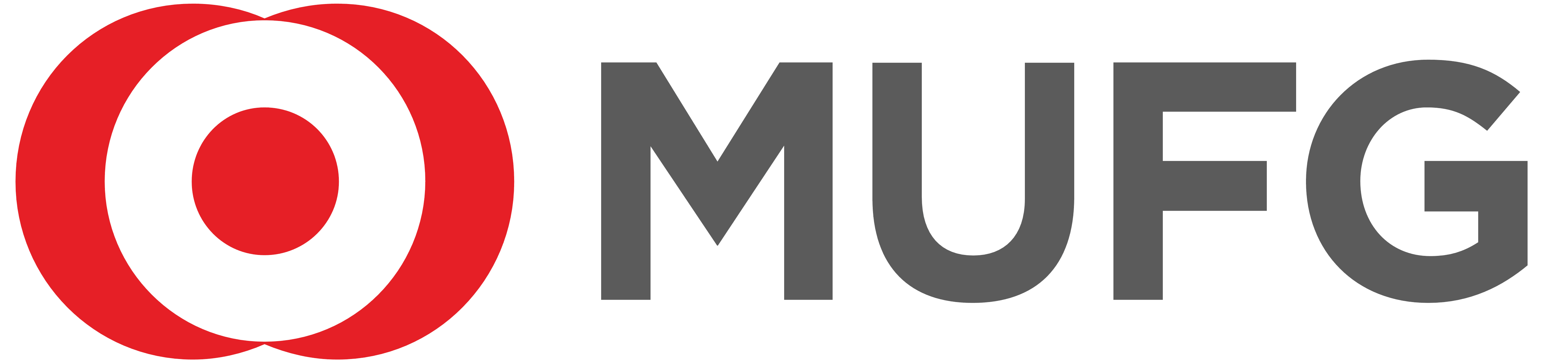 MUFG logo (Mitsubishi UFJ Financial Group) - Mufg Logo PNG