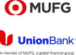 MUFG-UB vertical Lockup_print_cmyk - Mufg Logo PNG
