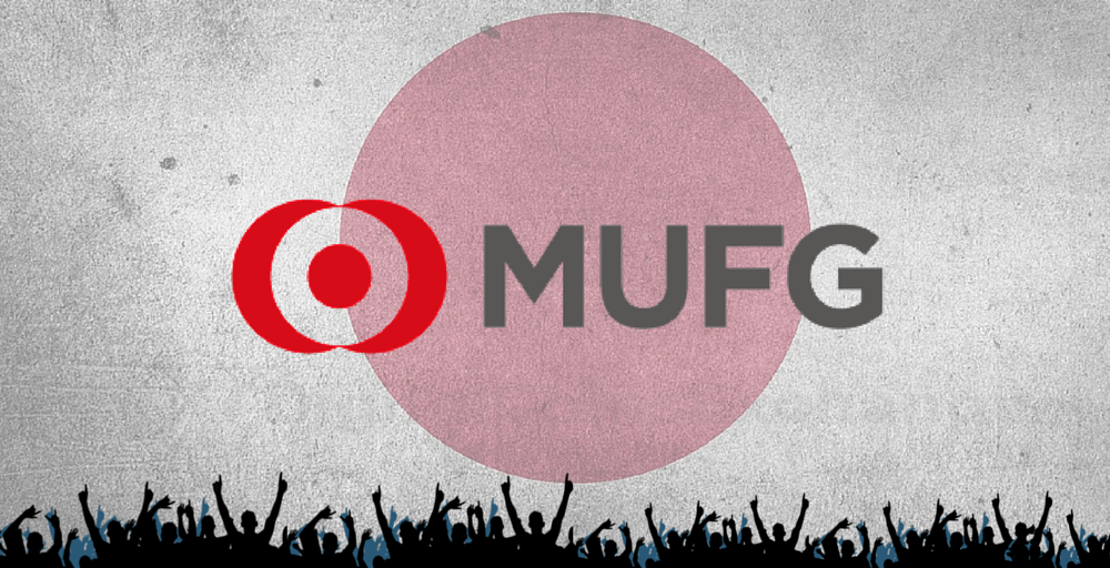 MUFG, the Biggest Japanese Bank Will Open Cryptocurrency Exchange - Ripple  XRP News - Mufg PNG