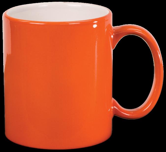 Ceramic Round Mug - Mug PNG