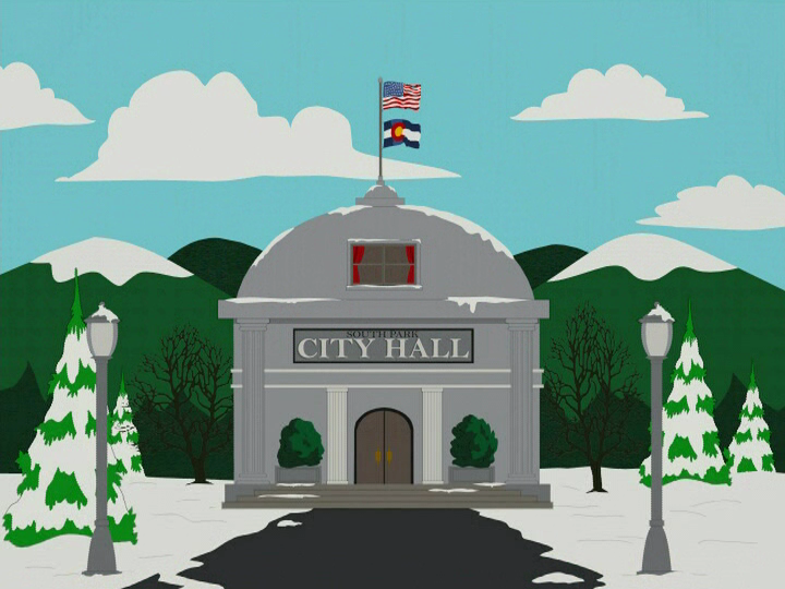 CityHall.png - Municipal Hall PNG