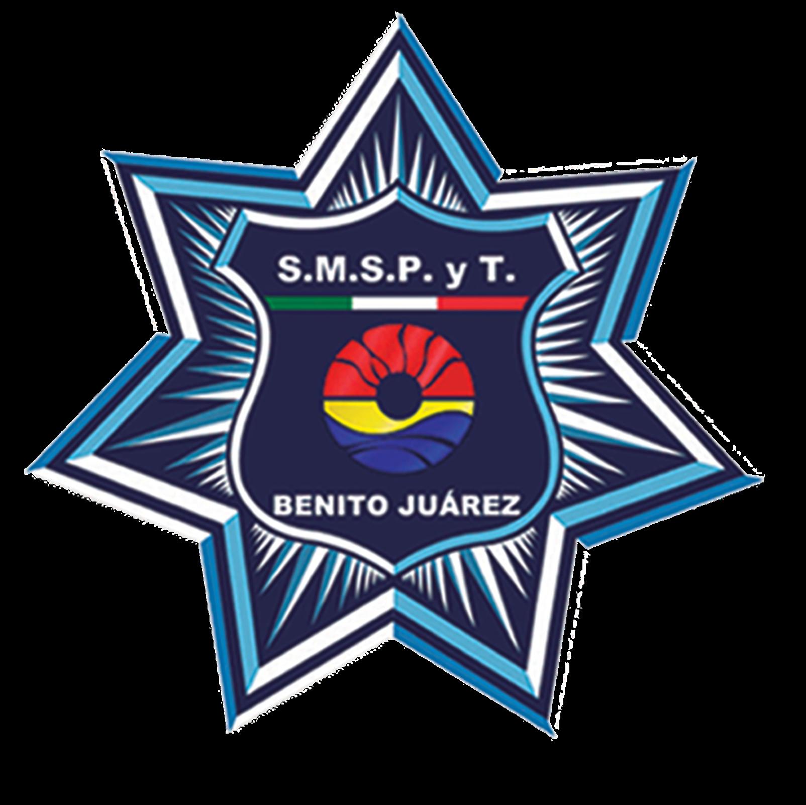 File:Escudo Policia Municipal Benito Juarez QRoo.png - Municipal PNG