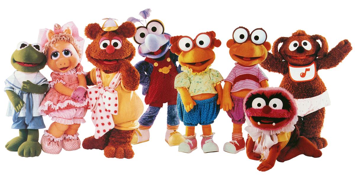 Muppet Babies PNG - 45387