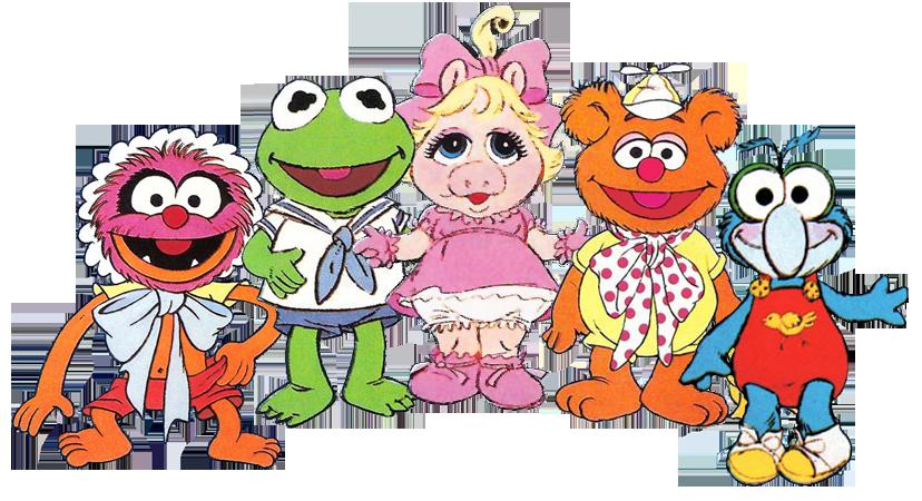 Muppet Babies PNG - 45383