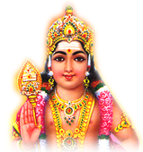 Lord Muruga Or Skanda Is Also Known As Jnana Pandita (The Bestower Of  Wisdom) - Murugan Vel PNG
