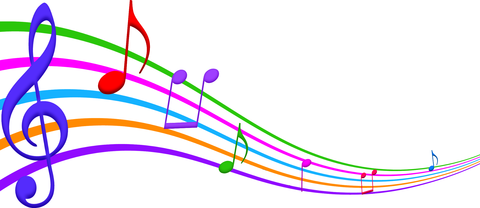 Musical Notes PNG - 5785