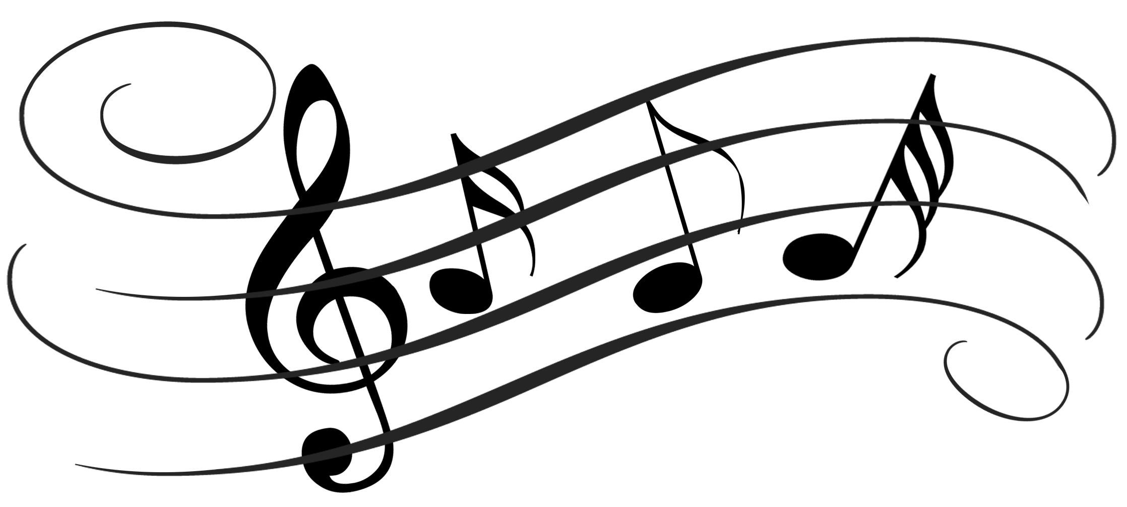 Musical Notes PNG - 5780