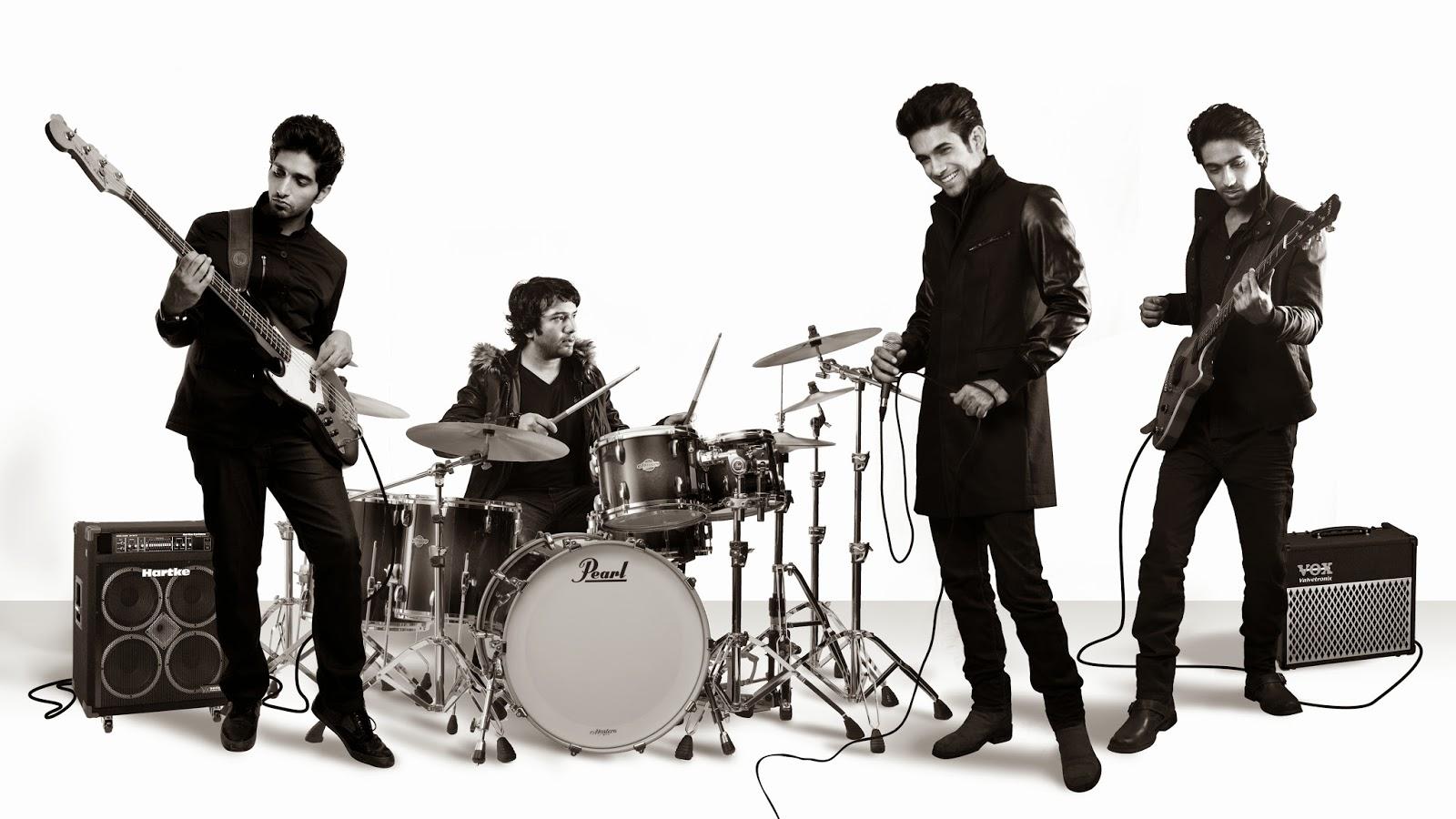 Music Band PNG HD - 129592
