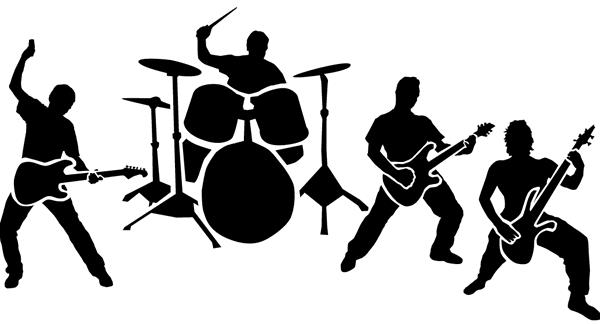 Music Band PNG HD - 129584