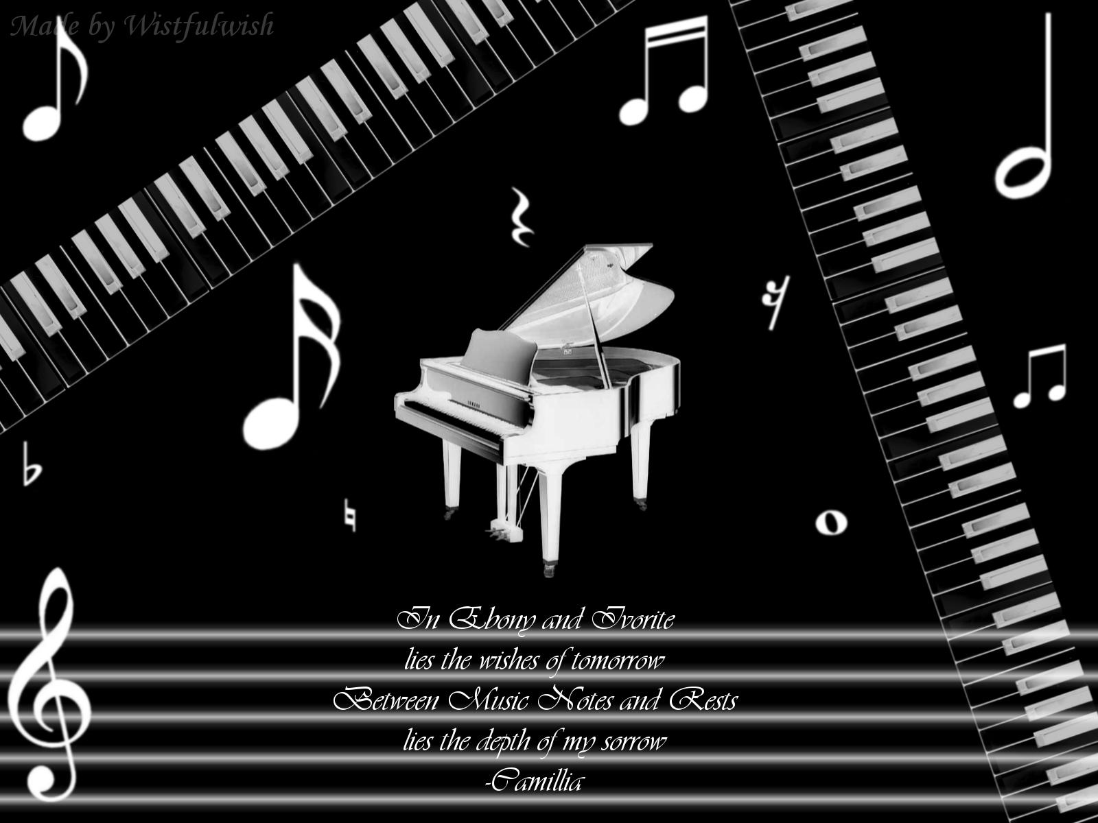 Full HD 1080p Piano Wallpapers HD - HD Wallpapers - Music Keyboard PNG HD