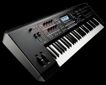 Music Keyboard PNG HD - 139674
