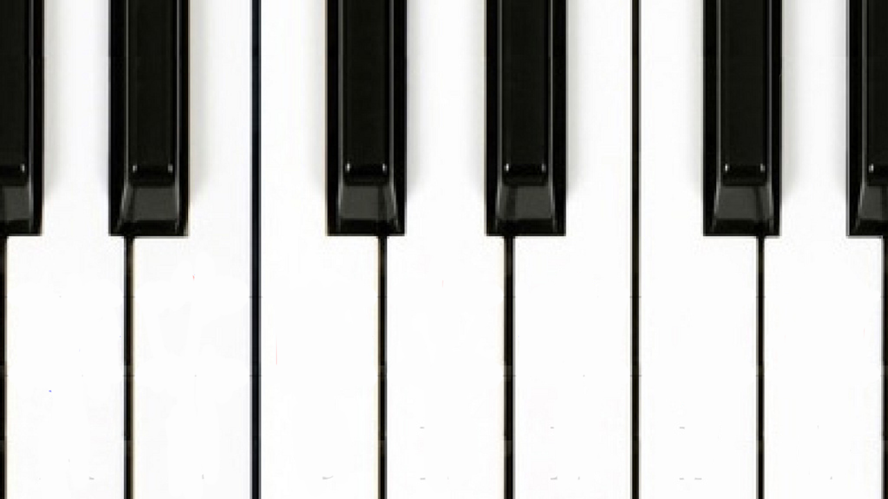 Music Keyboard PNG HD - 139681