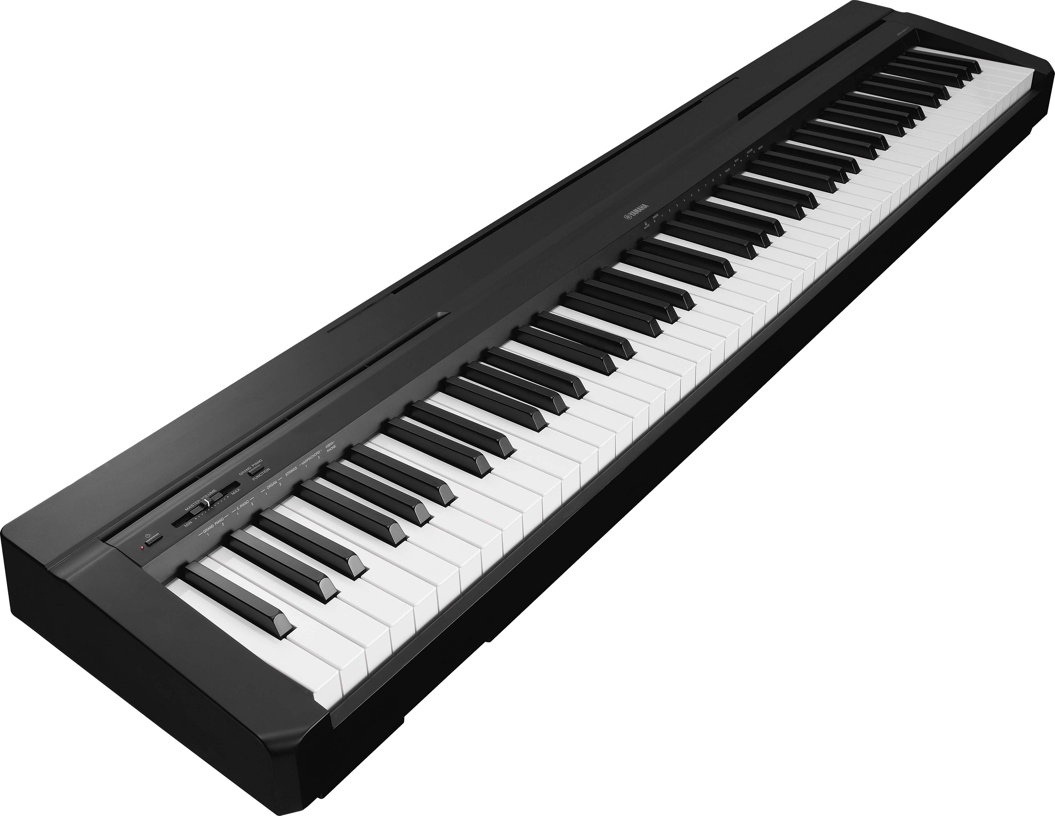 Music Keyboard PNG HD - 139677