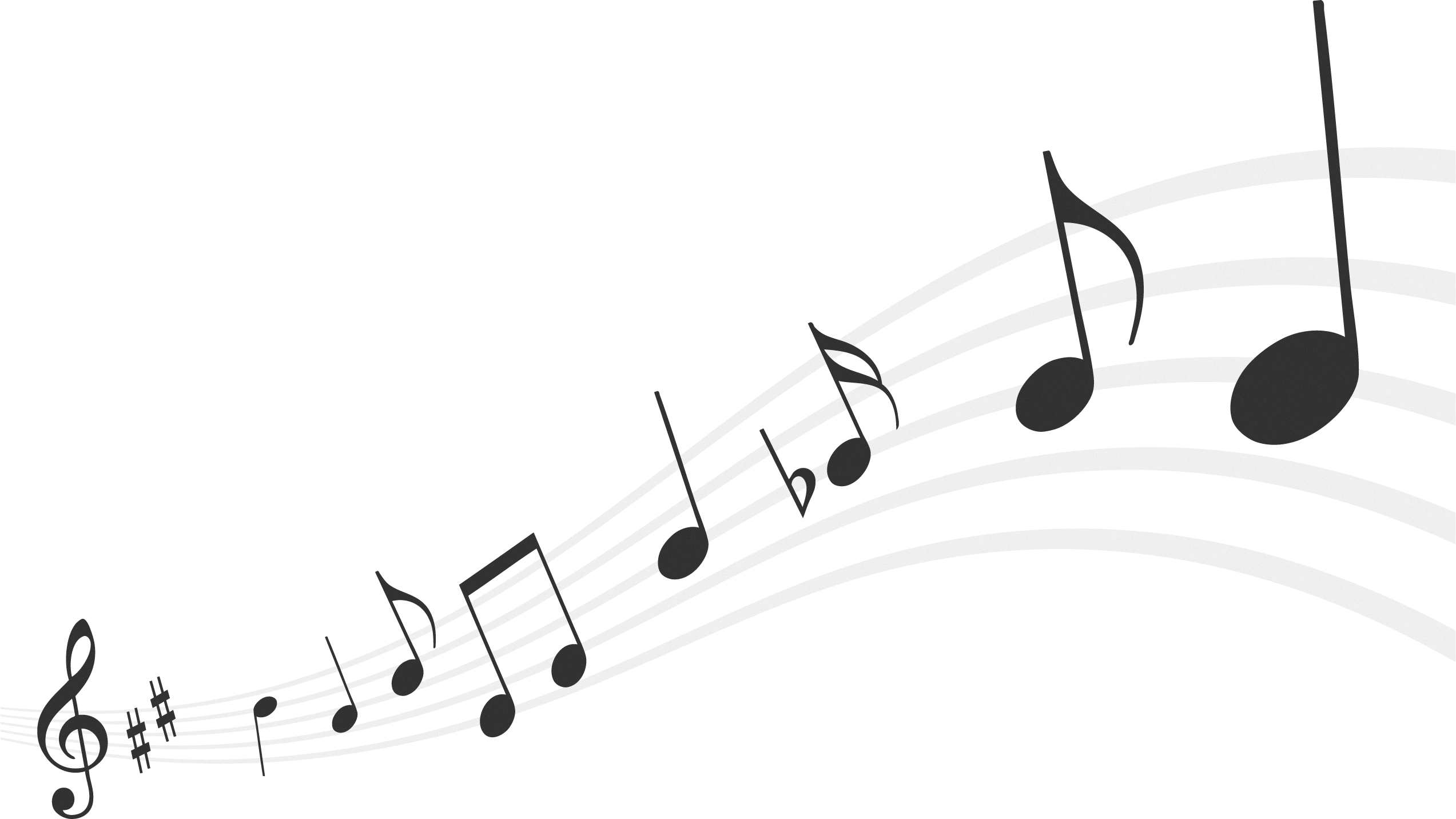 Musical Notes PNG - 5787