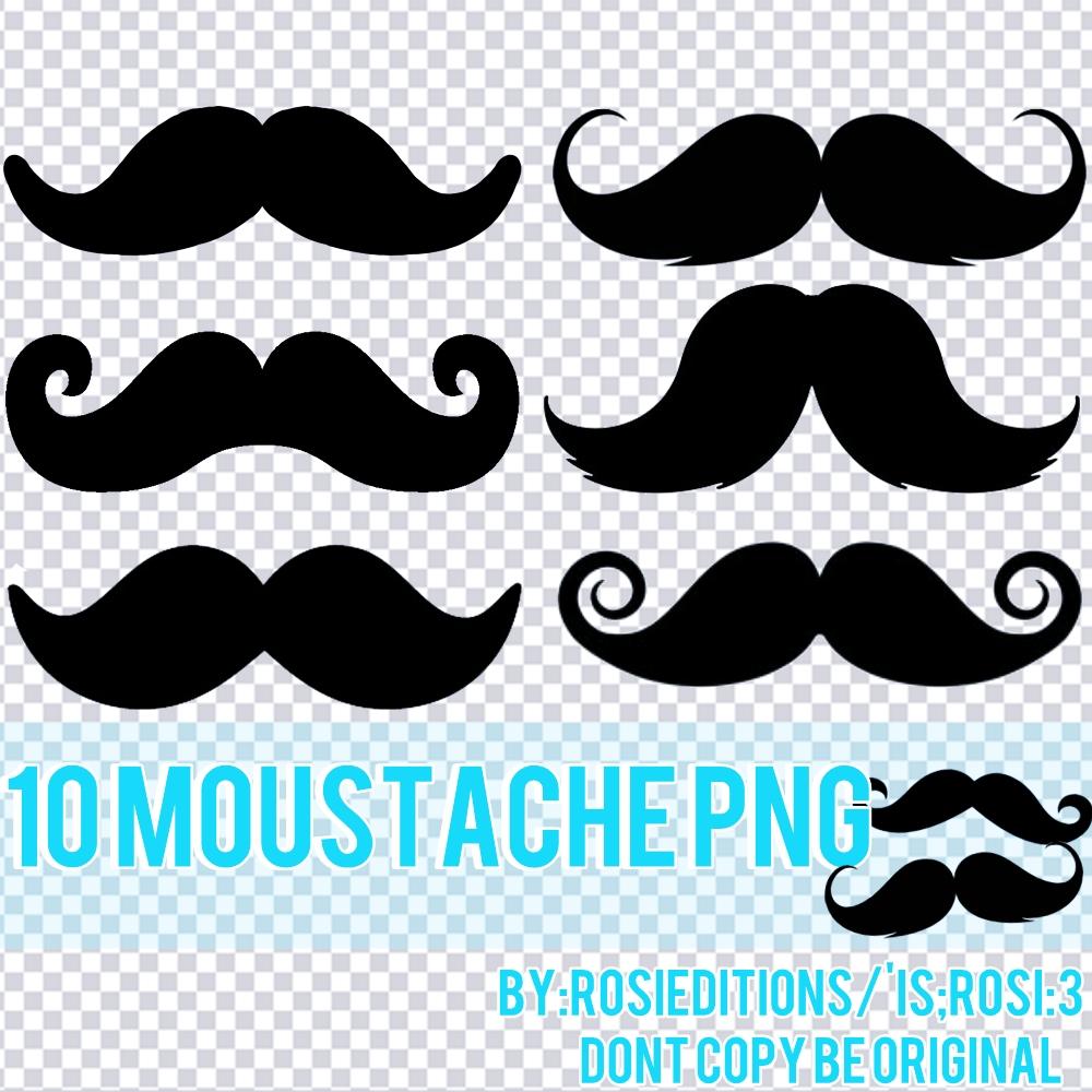 Mustache PNG - 16813