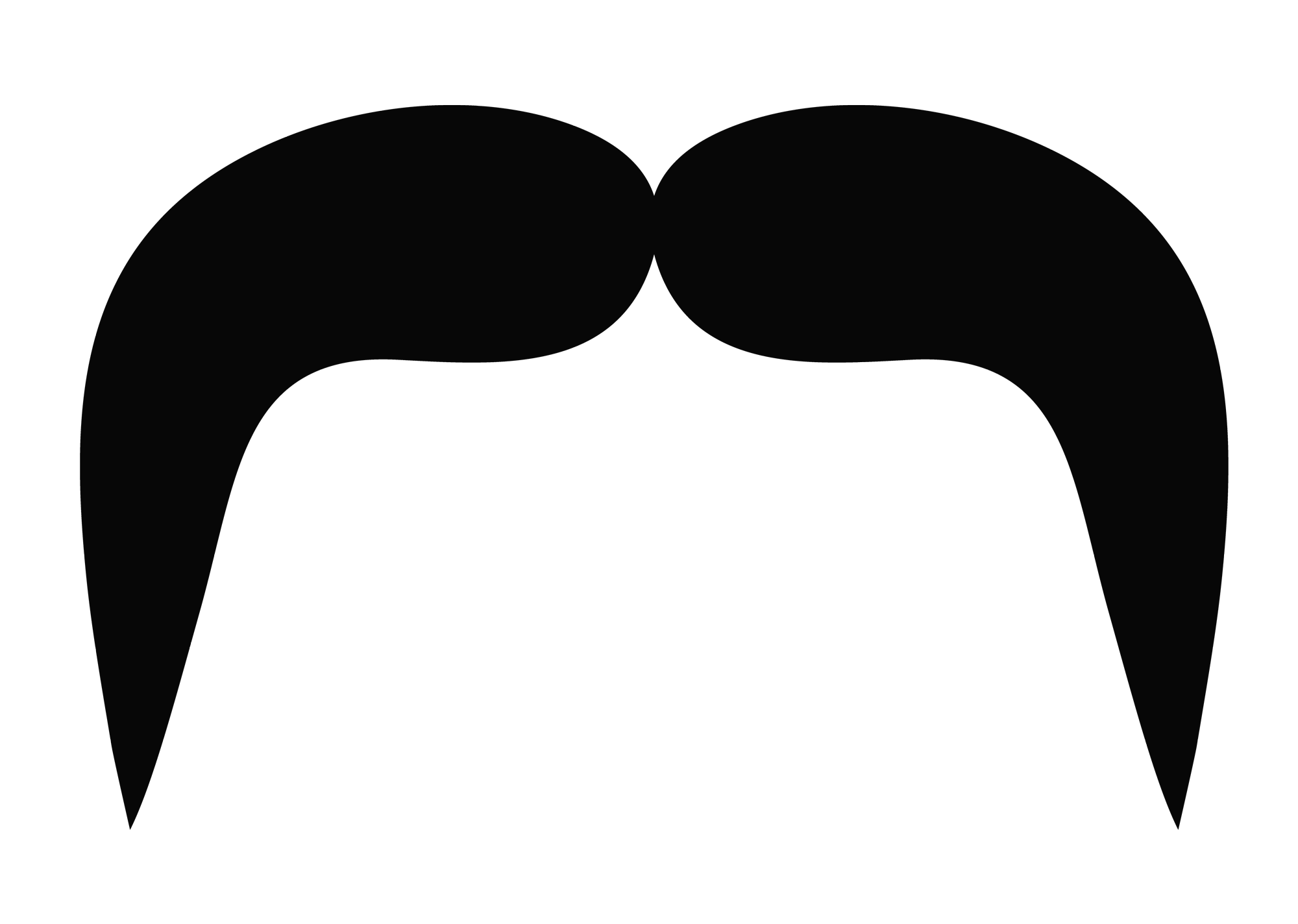 Mustache PNG - 16812