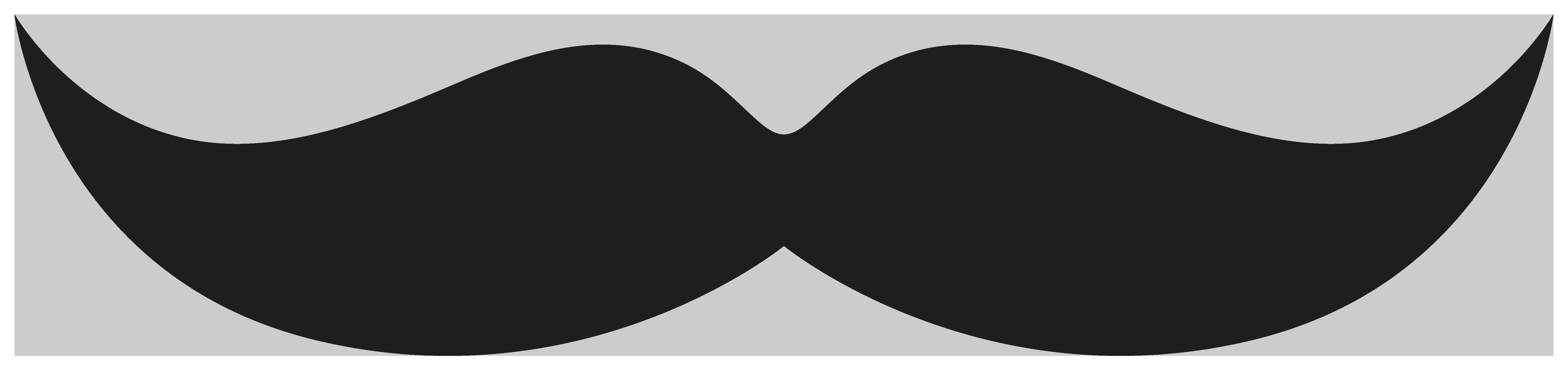 Mustache PNG - 16809