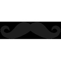 Mustache PNG - 16799