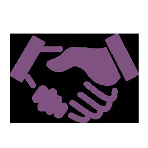 handshake . - Mutual Respect PNG