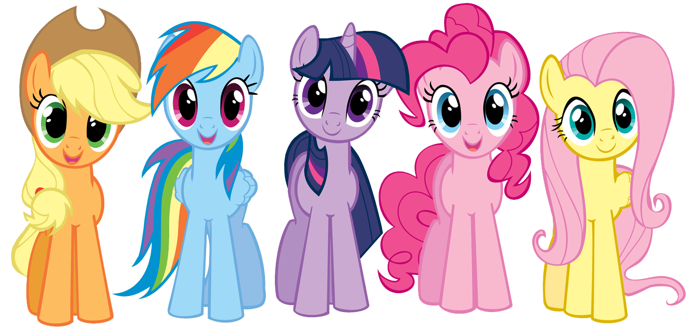 Download PNG image - My Little Pony Png Clipart - My Little Pony HD PNG