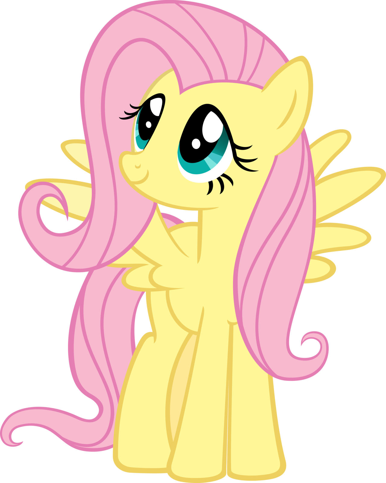 Fluttershy, Fluttershy (My Little Pony: Friendship is Magic) - My Little Pony HD PNG