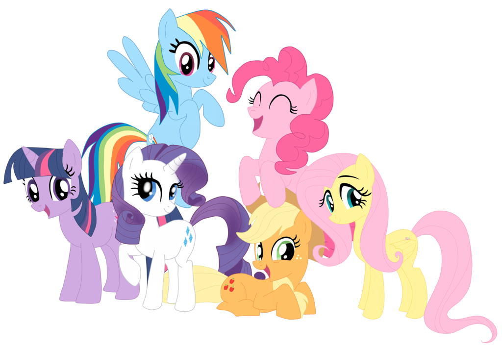 My Little Pony: Friendship is magic by Rousetta PlusPng.com  - My Little Pony HD PNG
