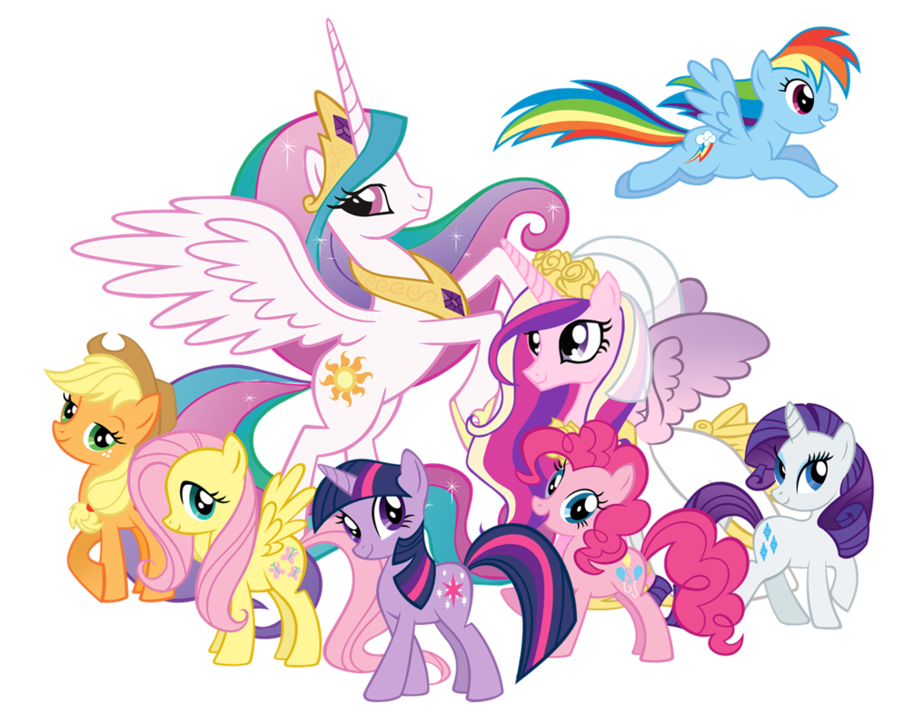 My Little Pony HD PNG