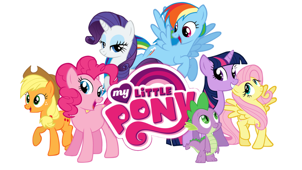 My Little Pony Transparent Background - My Little Pony HD PNG