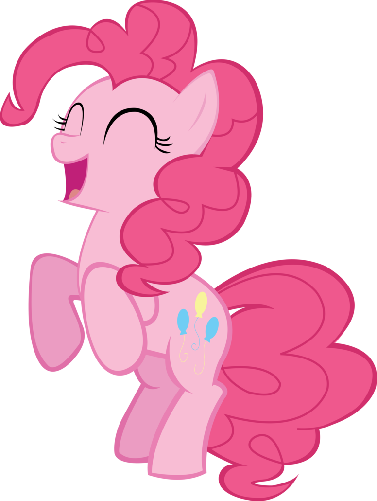 Pinkie-Pie-my-little-pony-friendship-is-magic-29317590-776-1030.png - My Little Pony HD PNG
