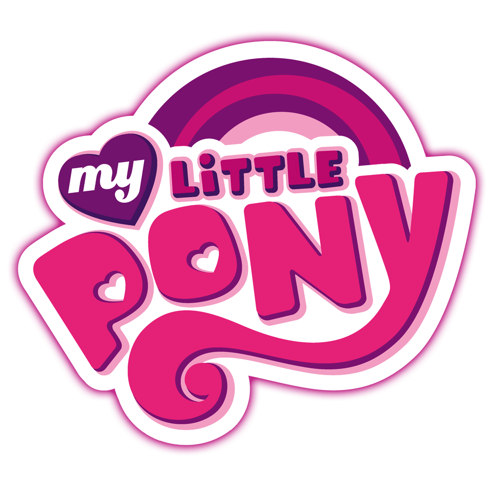 Image - My Little Pony mobile game logo.png | My Little Pony Friendship is  Magic Wiki | FANDOM powered by Wikia - My Little Pony PNG