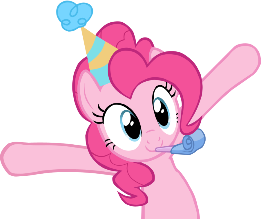 Pinkie Pie PNG File - My Little Pony PNG