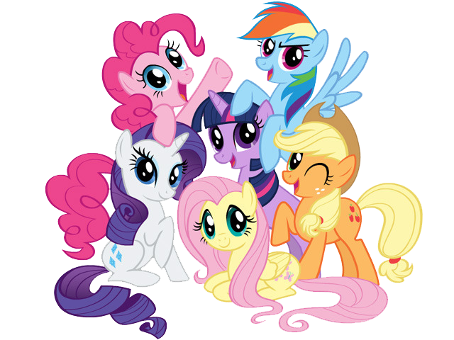 PNG File Name: My Little Pony PlusPng.com  - My Little Pony PNG