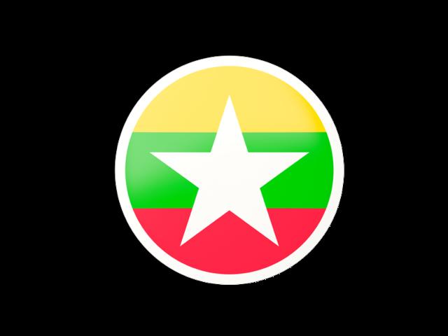 Myanmar Flag PNG - 78331