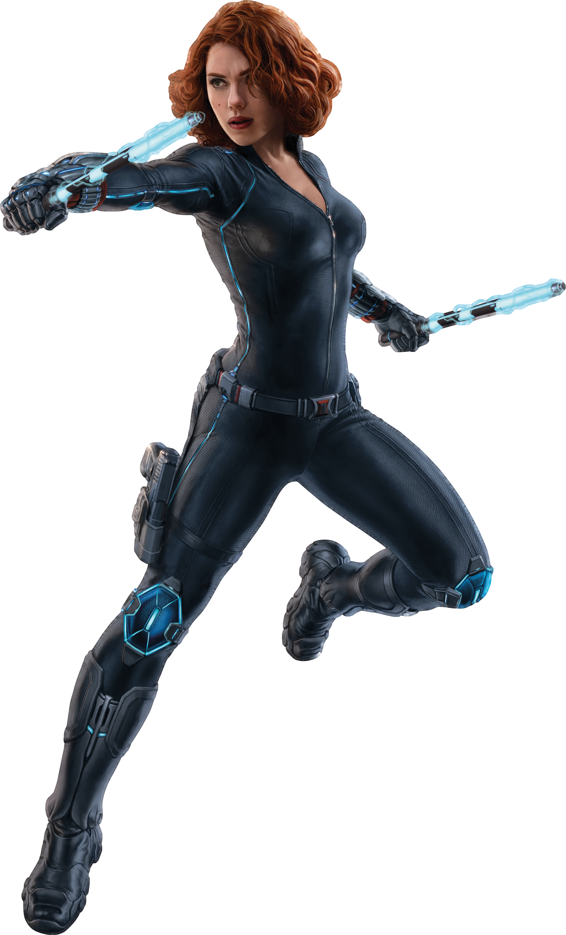 Black-Widow-AOU-Render.png - Mystique HD PNG