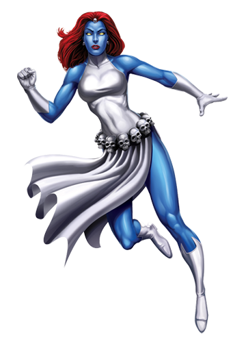 Mystique HD Transparent PNG 5