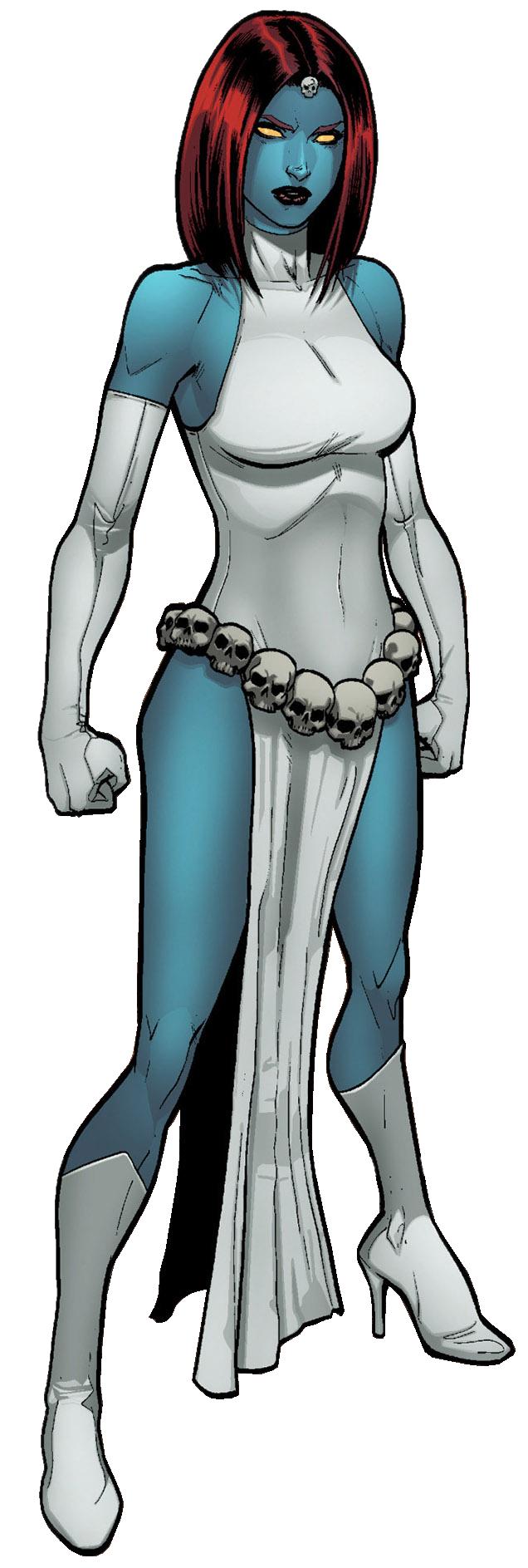 Mystique PNG Image