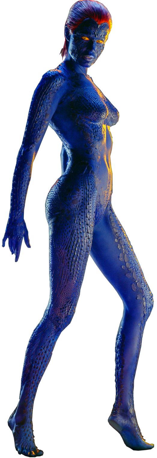 PNG Mistica (X-men, Mystique, X-men Apocalypse, First Class - Mystique HD PNG