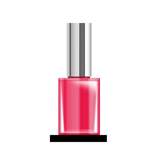 10-nail-polish icon. PNG File: - Nail Polish PNG