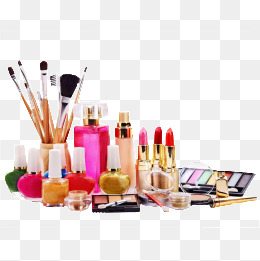 Makeup Cosmetics. PNG - Nail Polish PNG