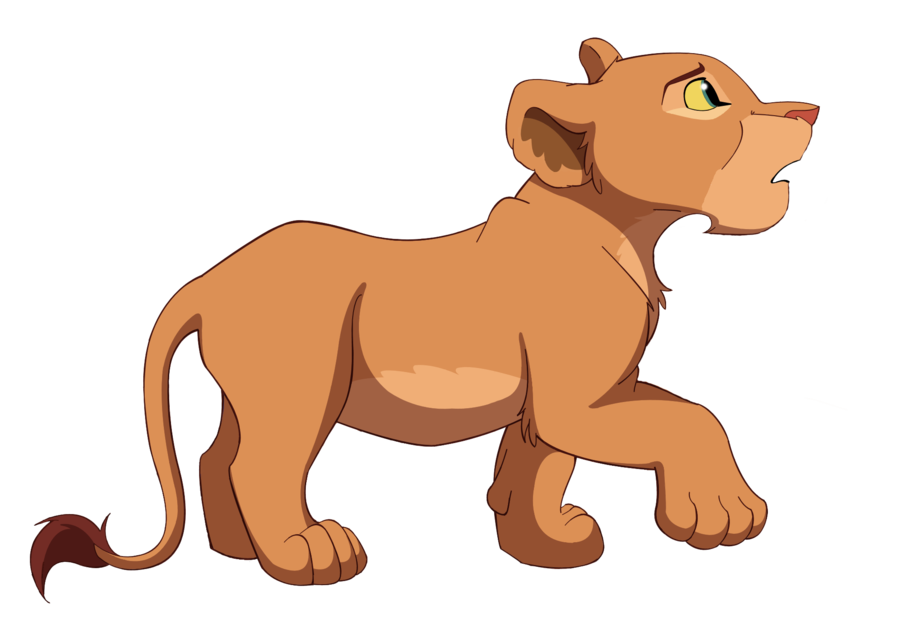 Cleaned up Nala for Nollaig by Nala15 PlusPng.com  - Nala PNG