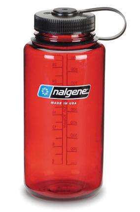 NALGENE Tritan Wide Mouth BPA-Free Water Bottle Profile Photo - Nalgene PNG