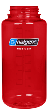 This is the bottle that started it all- Leakproof, odor proof, and super  durable. It can take a beating and still deliver a punch in the kisser. - Nalgene PNG