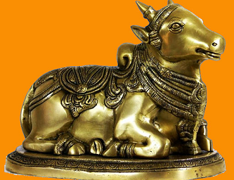 Every year, the united Andhra Pradesh govt. used to present Nandi awards to  the Telugu feature films. However, after the bifurcation of the AP, PlusPng.com  - Nandi Bull PNG