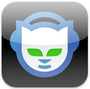 Napster, the paid music service now owned by Best Buy that started out as a  free peer-to-peer file sharing service in the late u002790s, now has its own  iPhone PlusPng.com  - Napster Logo PNG
