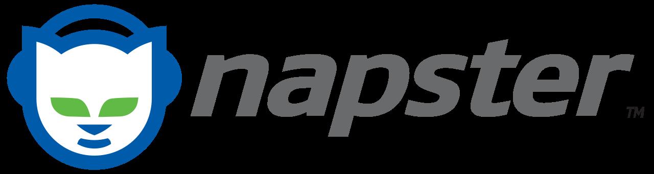 File:Napster corporate logo.svg - Napster Logo Vector PNG