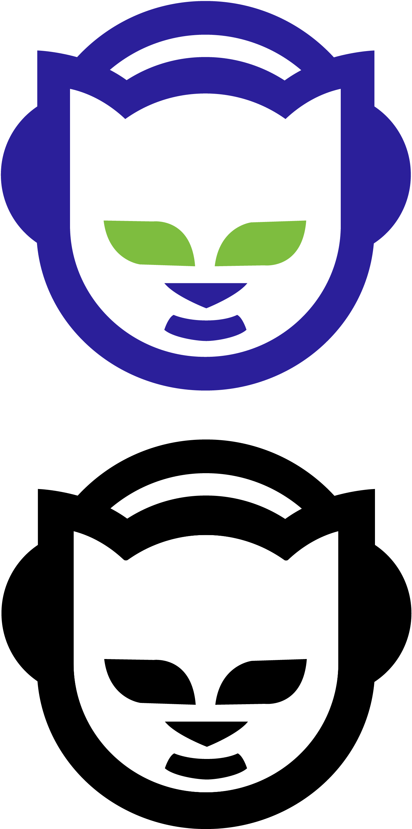 free vector Napster 0 - Napster Logo Vector PNG