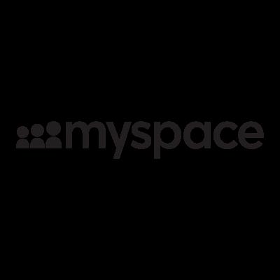 New MySpace logo vector - Napster Logo Vector PNG