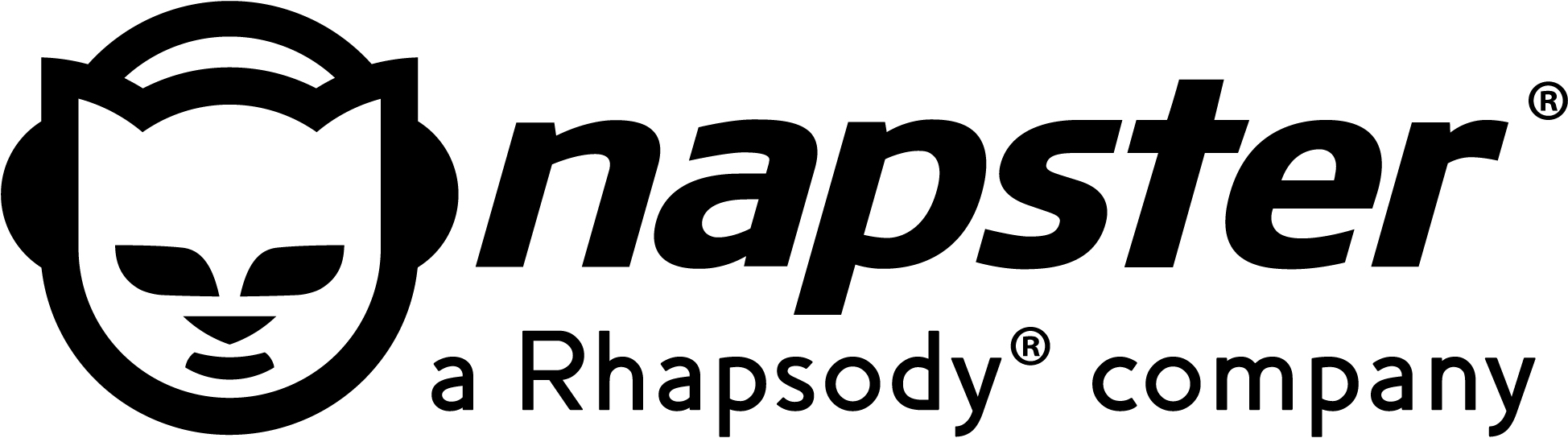 Rhapsody Logo - Napster Logo Vector PNG - Napster PNG